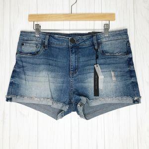 STS BLUE Molly Boyfriend Denim Shorts